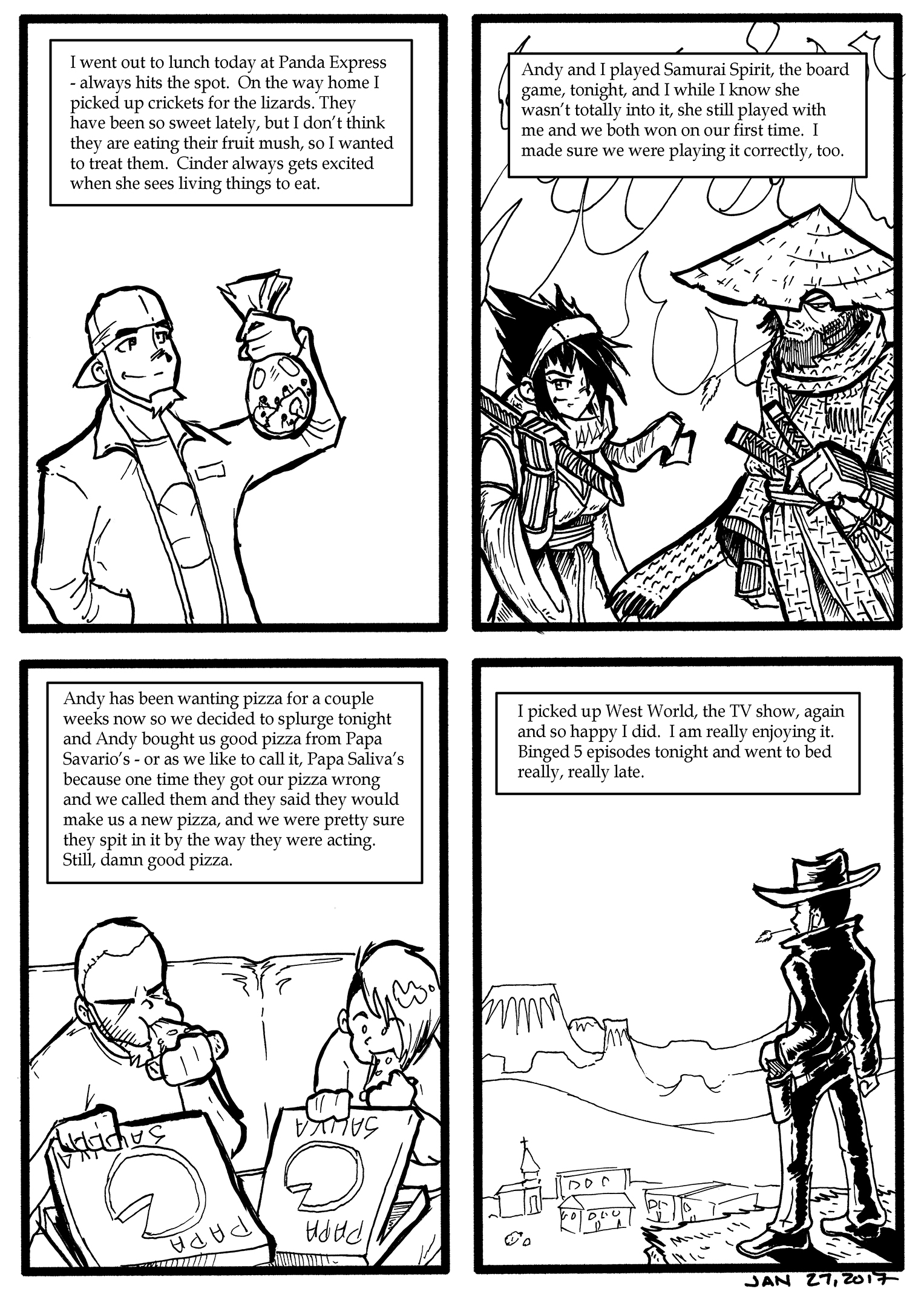 038 – West World