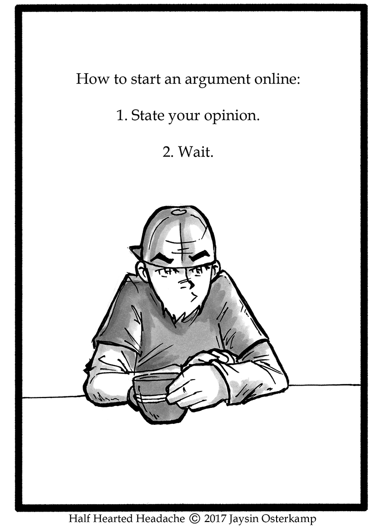 094 – Waiting for an argument