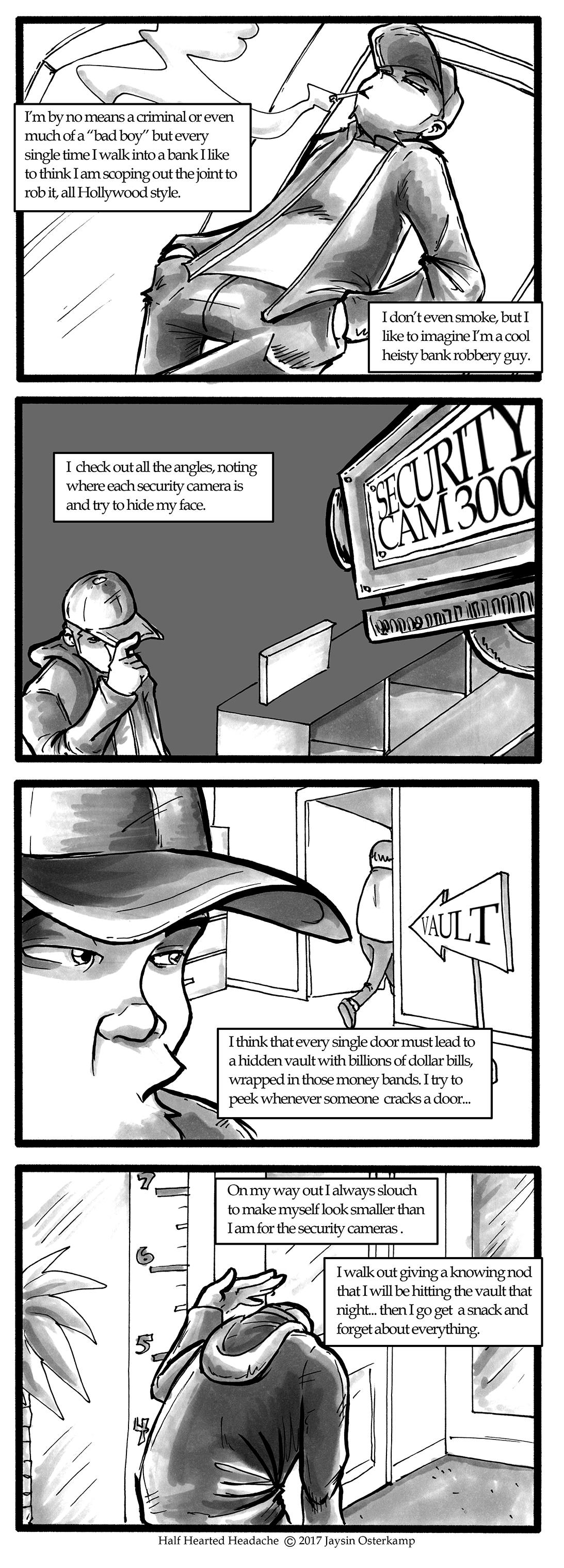096 – Casing a bank