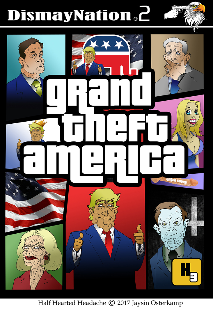 170 – Grand Theft America