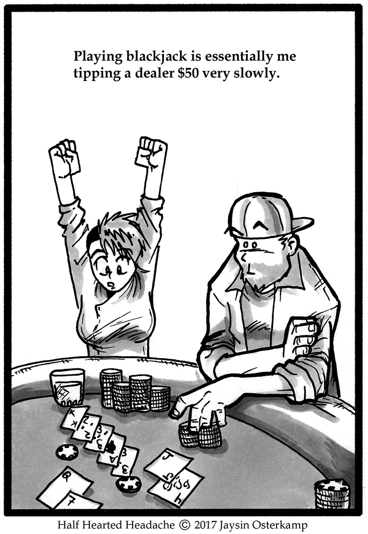 184 – Blackjack