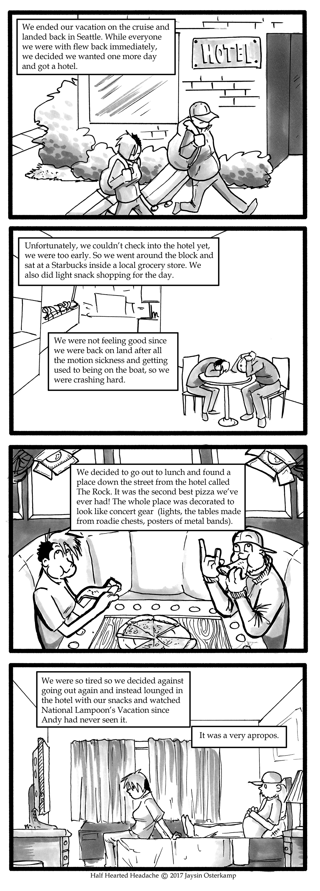 202 – Going home part 1