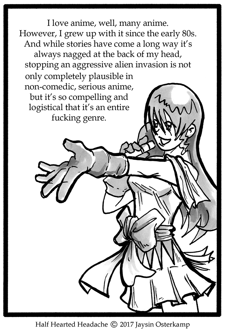 220 – Anime plot lines