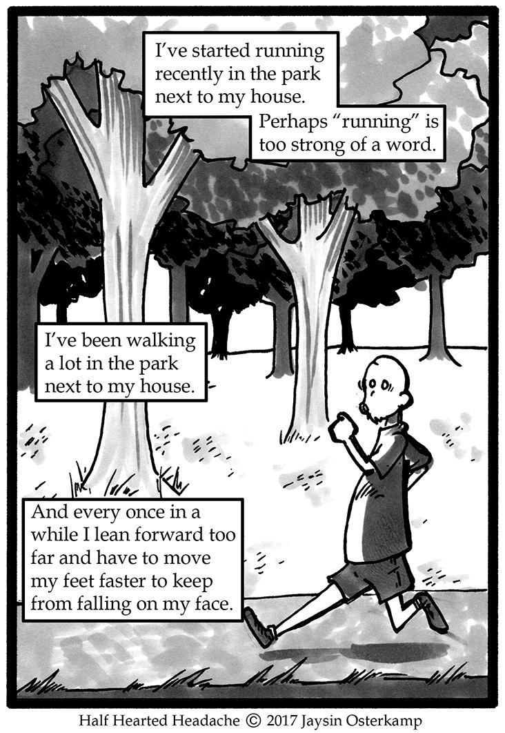 226 – Jogging