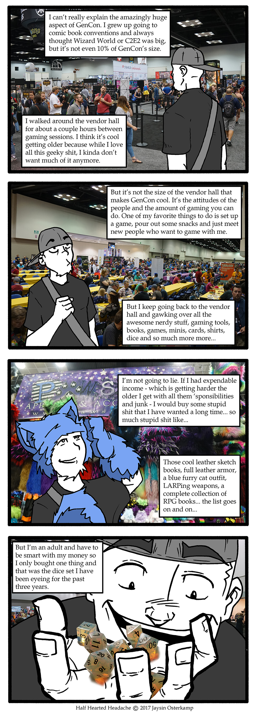 268 – GenCon Day 2 part 4