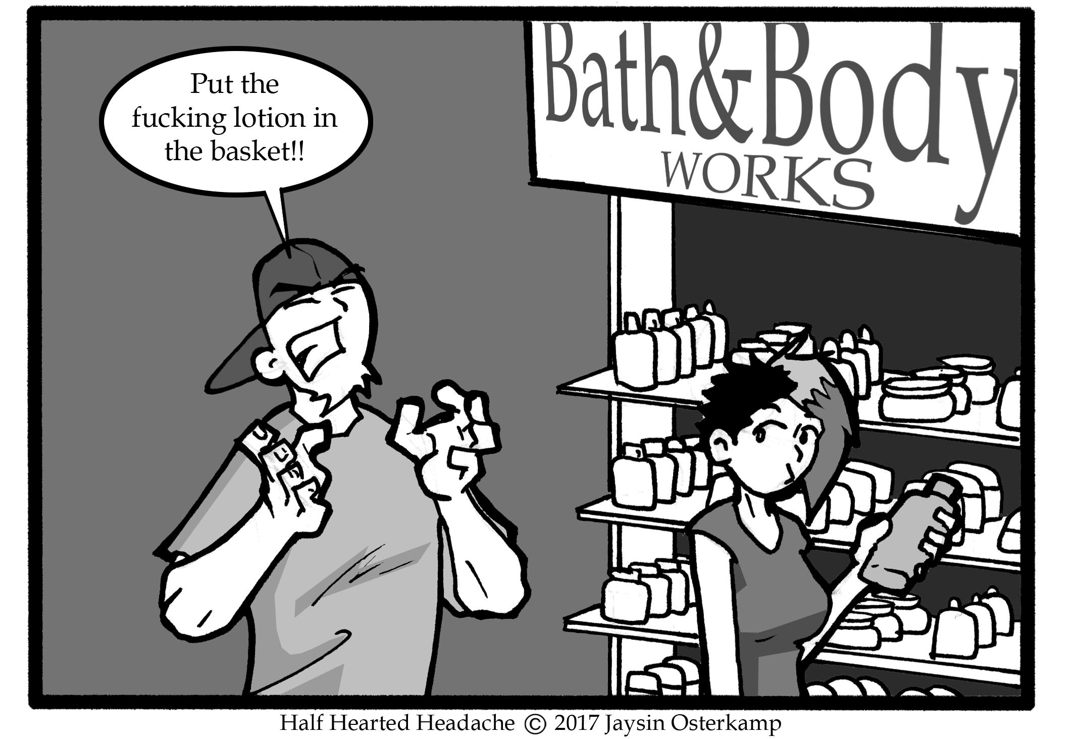 304 – Bath & Body Works