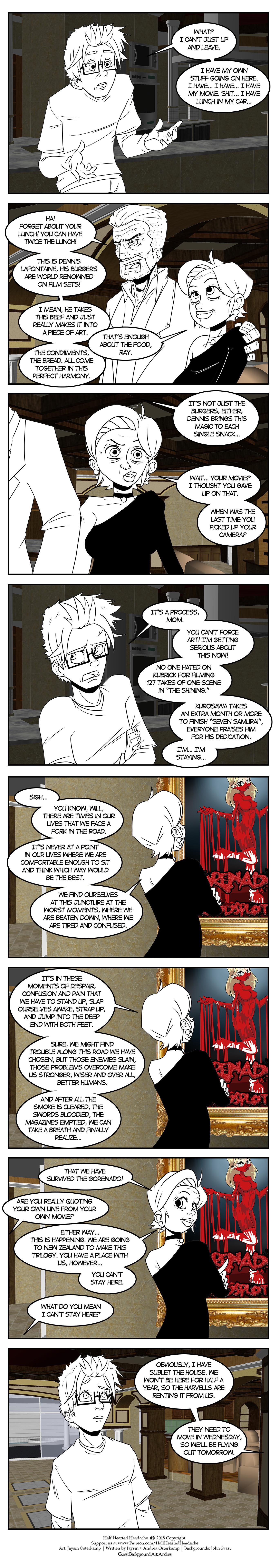 459 – The Gorenado