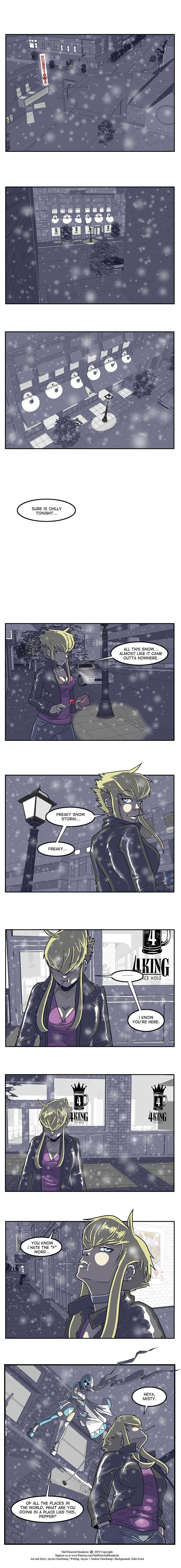 695 – Freak Snow Storm