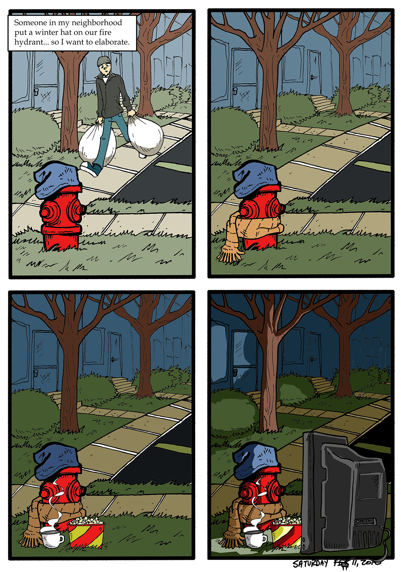 057 – Fire Hydrant