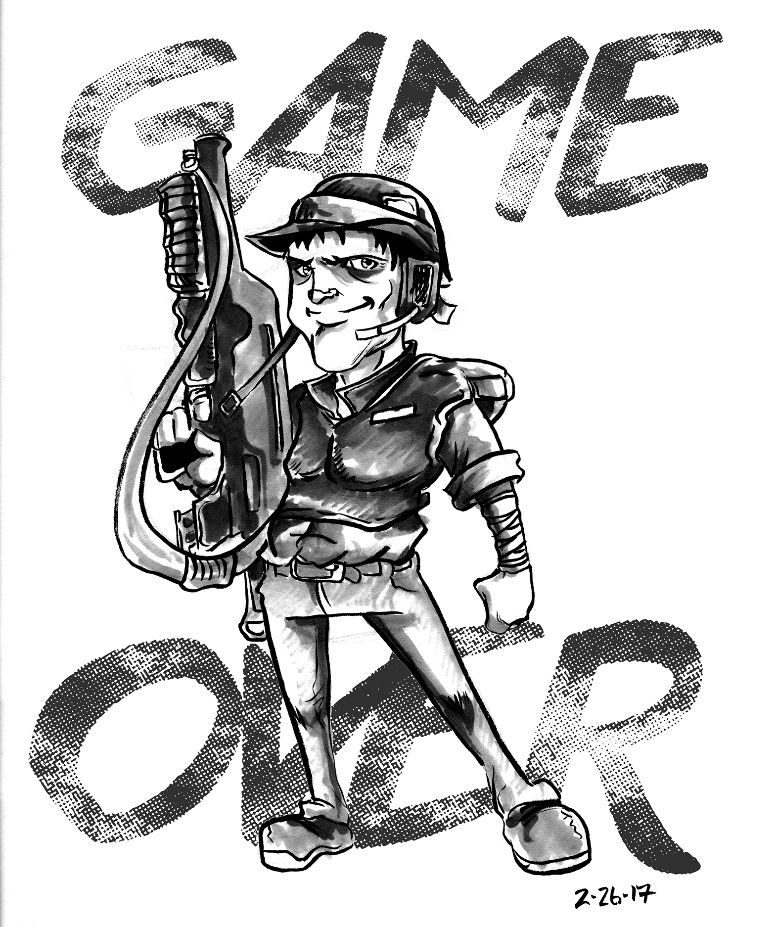 073 – Game Over