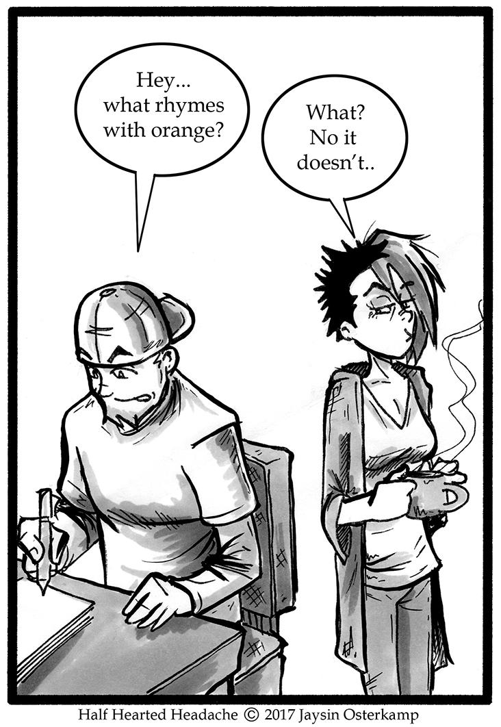 136 – Orange