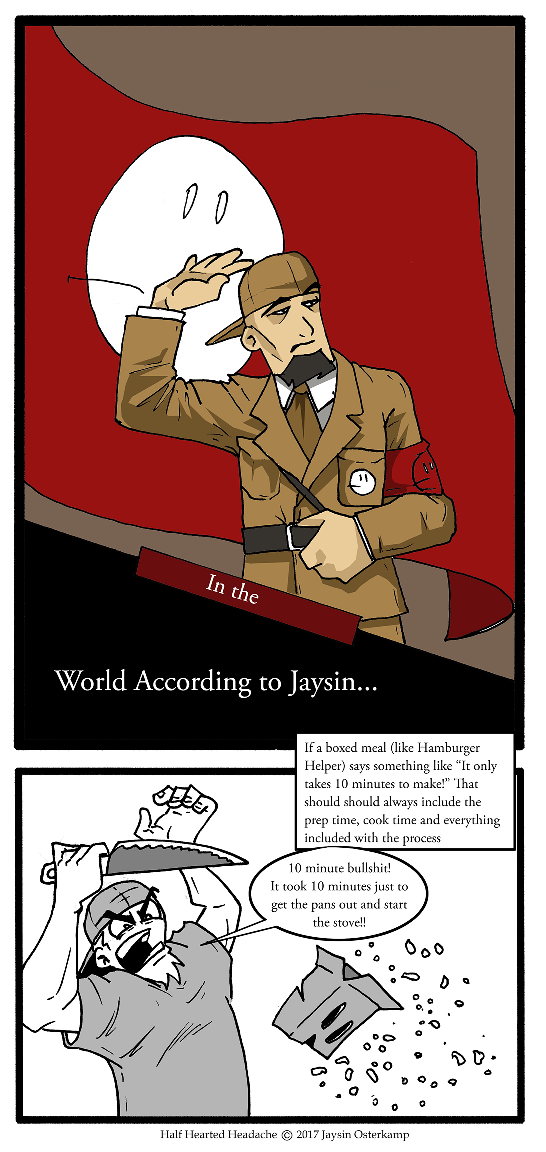 250 – World according to Jaysin part 2