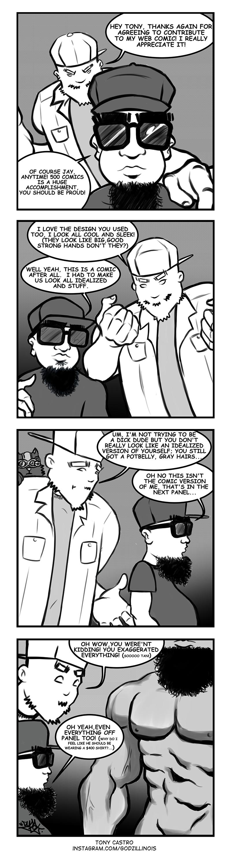 507 – Guest Comic – Tony Castro